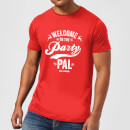 die-hard-welcome-to-the-party-pal-herren-christmas-t-shirt-rot-s-rot