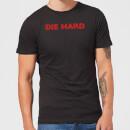 die-hard-logo-herren-christmas-t-shirt-schwarz-m-schwarz