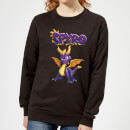 spyro-full-women-s-sweatshirt-black-m-schwarz
