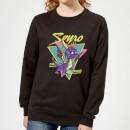 spyro-retro-women-s-sweatshirt-black-xs-schwarz
