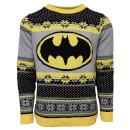 Batman Christmas Jumper - Black - XS - Negro Negro XS