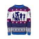 Guardians of the Galaxy Christmas Jumper - Blue - XL - Azul Azul XL