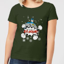 dc-batman-be-good-women-s-christmas-t-shirt-forest-green-l-forest-green