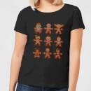 star-wars-gingerbread-characters-women-s-christmas-t-shirt-black-xs-schwarz