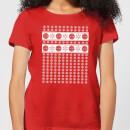 marvel-deadpool-snowflakes-women-s-christmas-t-shirt-red-xxl-rot