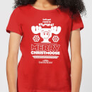 national-lampoon-merry-christmoose-women-s-christmas-t-shirt-red-m-rot