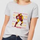 marvel-iron-man-women-s-christmas-t-shirt-grey-s-grau