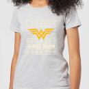 dc-wonder-woman-damen-christmas-t-shirt-grau-l-grau