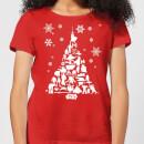 star-wars-character-christmas-tree-women-s-christmas-t-shirt-red-xs-rot
