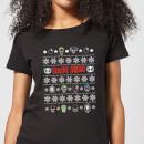 dc-suicide-squad-damen-christmas-t-shirt-schwarz-l-schwarz