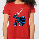 star-wars-candy-cane-darth-vader-women-s-christmas-t-shirt-red-s-rot