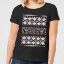 star-wars-imperial-darth-vader-women-s-christmas-t-shirt-black-xs-schwarz