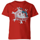 marvel-spider-man-kids-christmas-t-shirt-red-3-4-jahre-rot