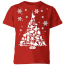 star-wars-character-christmas-tree-kids-christmas-t-shirt-red-7-8-jahre-rot