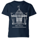 mary-poppins-carousel-sketch-kids-christmas-t-shirt-navy-5-6-jahre-marineblau