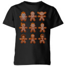 star-wars-gingerbread-characters-kids-christmas-t-shirt-black-9-10-jahre-schwarz