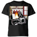 star-wars-darth-vader-piano-player-kids-christmas-t-shirt-black-9-10-jahre-schwarz