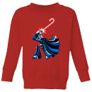 star-wars-candy-cane-darth-vader-kids-christmas-sweatshirt-red-3-4-jahre-rot