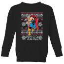 marvel-thor-kids-christmas-sweatshirt-black-11-12-jahre-schwarz