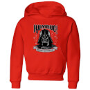 star-wars-darth-vader-humbug-kids-christmas-hoodie-red-3-4-jahre-rot