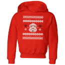 star-wars-stormtrooper-knit-kids-christmas-hoodie-red-9-10-jahre-rot
