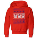 star-wars-r2-d2-knit-kids-christmas-hoodie-red-9-10-jahre-rot