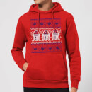 star-wars-r2-d2-knit-christmas-hoodie-red-s-rot