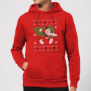 disney-tree-mickey-christmas-hoodie-red-m-rot