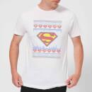 dc-supergirl-knit-herren-christmas-t-shirt-wei-l-wei-