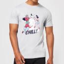 dc-chill-herren-christmas-t-shirt-grau-l-grau