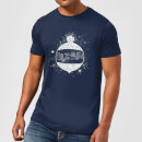 harry-potter-yule-ball-baubel-herren-christmas-t-shirt-navy-blau-s-marineblau