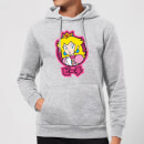 nintendo-super-mario-peach-kanji-hoodie-grey-s-grau