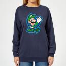 nintendo-super-mario-luigi-kanji-women-s-sweatshirt-navy-xxl-marineblau