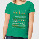 nintendo-legend-of-zelda-its-dangerous-to-go-alone-women-s-christmas-t-shirt-kelly-green-xs-kelly-green
