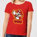 nintendo-super-mario-kanji-women-s-t-shirt-red-xs-rot