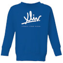 how-ridiculous-xliv-script-kids-sweatshirt-royal-blue-7-8-jahre-royal-blue