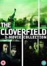 Paramount Home Entertainment Cloverfield 1-3 Collection
