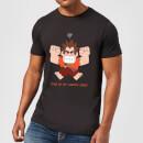 This Is My Happy Face Men's T-Shirt - Black - S - Negro Negro S