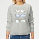 good-times-women-s-sweatshirt-grey-xs-grau