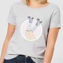 roll-with-it-women-s-t-shirt-grey-4xl-grau, 17.49 EUR @ sowaswillichauch-de