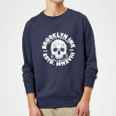 brooklyn-ink-sweatshirt-navy-xl-marineblau, 28.99 EUR @ sowaswillichauch-de