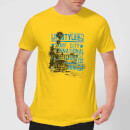 surf-city-men-s-t-shirt-yellow-m-gelb