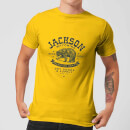 jackson-men-s-t-shirt-yellow-m-gelb