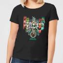 aquaman-unite-the-kingdoms-damen-t-shirt-schwarz-l-schwarz