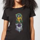 aquaman-and-ocean-master-damen-t-shirt-schwarz-l-schwarz
