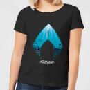 aquaman-deep-damen-t-shirt-schwarz-l-schwarz