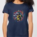 aquaman-circular-portrait-damen-t-shirt-navy-blau-xxl-marineblau