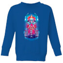 aquaman-mera-hourglass-kids-sweatshirt-royal-blue-3-4-jahre-royal-blue