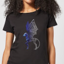 fantastic-beasts-tribal-thestral-women-s-t-shirt-black-xxl-schwarz