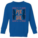 fantastic-beasts-pick-a-side-kids-sweatshirt-royal-blue-9-10-jahre-royal-blue